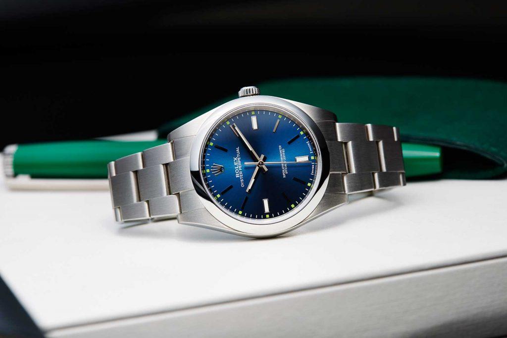 شراء ساعة رولكس أويستر بربتشوال