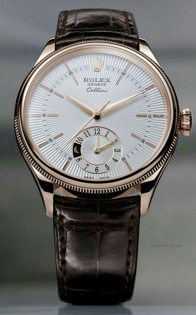 شراء ساعة رولكس تشيليني مون فايز