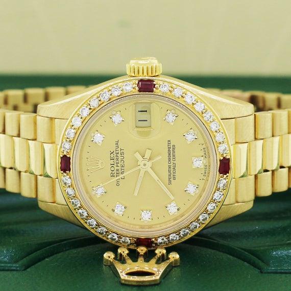 شراء ساعة رولكس Datejust Lady